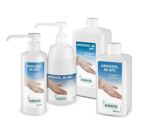 Aniosgel - zel do higienicznej i chirurgicznej dezynfekcji_rak