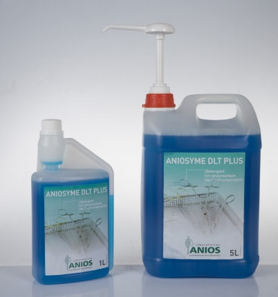 Aniosyme DLT PLUS - mycie i dezynfekcja_narzedzi, endoskopow i sprzetu_anestezjologicznego
