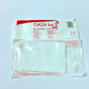 Gazy sterylne LUX S