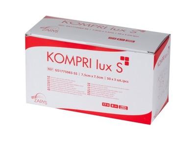 Kompresy gazowe jalowe KOMPRI lux S