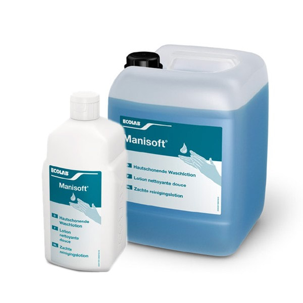 Manisoft - plyn do higienicznego i chirurgicznego mycia_dloni